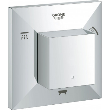 Вентиль Grohe Allure Brilliant хром 19798000