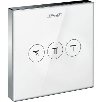 Запорно-переключающее устройство Hansgrohe ShowerSelect 15736400 хром