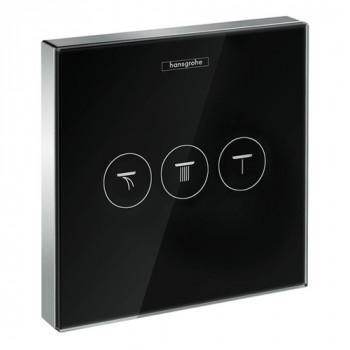 Запорно-переключающее устройство Hansgrohe Shower Select 15736600 черный