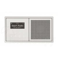 Комплект встраиваемого радио Jung  в пластиковой рамке с одним динамиком