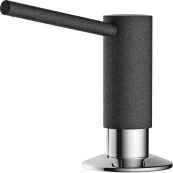 Дозатор Omoikiri OM-02-BL 4995018 для моющего средства латунь/черный