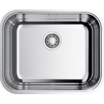 Мойка кухонная Omoikiri Omi 54-U/IF-IN 4993488 металлическая