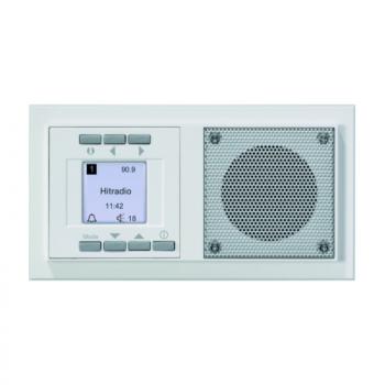 Радио встраиваемое в стену PEHA Aura Design