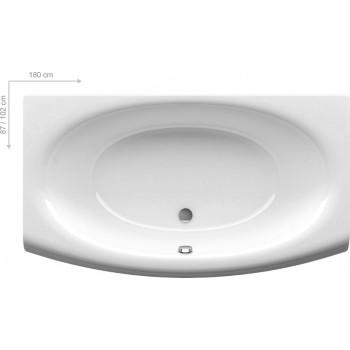 Акриловая ванна Ravak Evolution 170x97