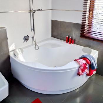 Акриловая ванна Ravak Gentiana CG01000000 150х150