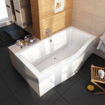 Акриловая ванна Ravak Magnolia C601000000 180x75
