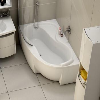 Акриловая ванна Ravak Rosa 95 C571000000 160x95 левая