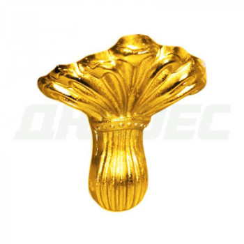 Ножки Recor Aster золото