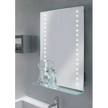 Зеркало с полкой СанВит Лео V120109 52 см